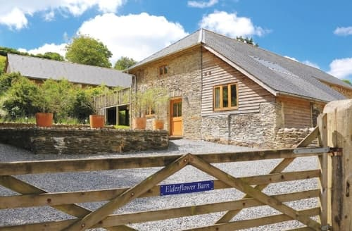 Last Minute Cottages - ELDERFLOWER BARN