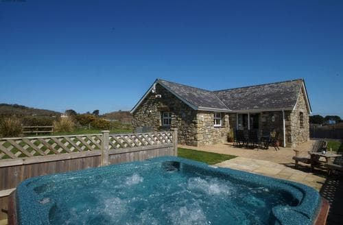 Last Minute Cottages - Stunning Abersoch Cottage S87506