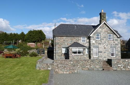 Last Minute Cottages - Luxury Barmouth Cottage S87520