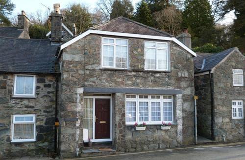 Big Cottages - Wonderful Dolgellau Cottage S87524