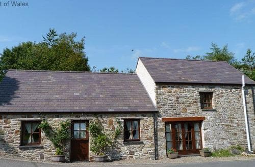 Last Minute Cottages - Attractive Lampeter Cottage S87541