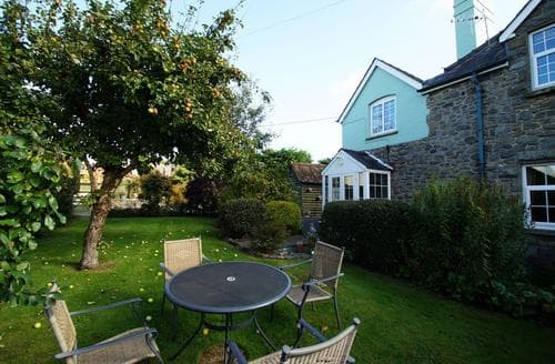 Last Minute Cottages - Y Berllan Deg