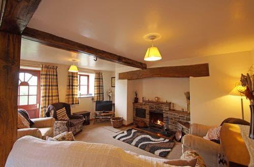Big Cottages - Wonderful Machynlleth Cottage S87591
