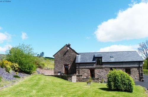 Last Minute Cottages - Splendid Brecon Cottage S87593