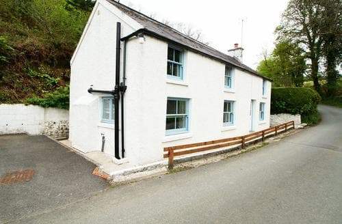 Last Minute Cottages - Beautiful Amroth Cottage S87595