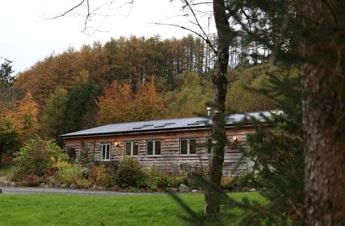 Big Cottages - Excellent Llanidloes Lodge S87605