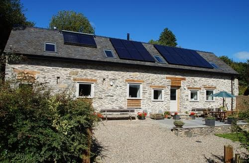 Last Minute Cottages - Excellent Llangollen Cottage S87620