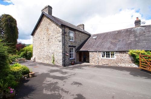 Last Minute Cottages - Attractive Machynlleth Cottage S87623