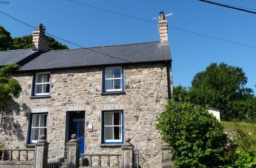 Last Minute Cottages - Adorable Newport Cottage S87637