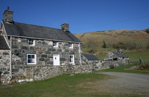 Big Cottages - Captivating Tywyn Cottage S87648