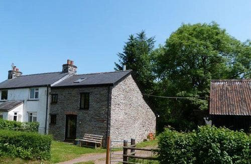 Last Minute Cottages - Abereithrin Cottage