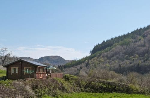 Last Minute Cottages - Adorable Betws Y Coed Lodge S87660