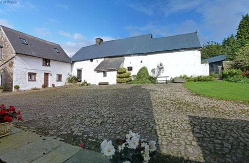 Last Minute Cottages - Excellent Abergavenny Cottage S87669
