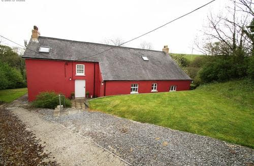 Last Minute Cottages - Cefn y Llan