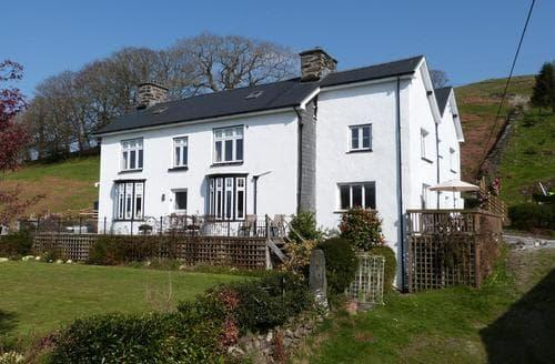 Last Minute Cottages - Beautiful Machynlleth Cottage S87704