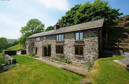 Big Cottages - Adorable Machynlleth Cottage S87727