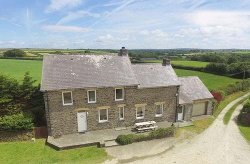 Last Minute Cottages - Inviting New Quay Cottage S87730