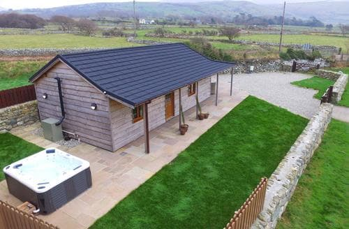 Last Minute Cottages - Stunning Barmouth Lodge S87737