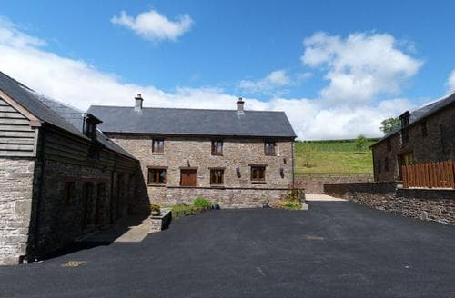 Big Cottages - Lovely Brecon Cottage S87763