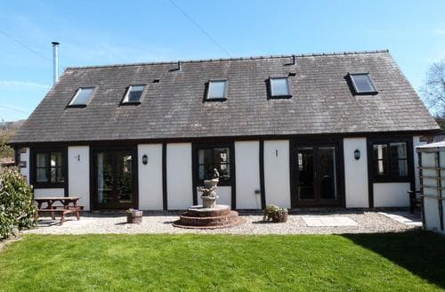 Last Minute Cottages - Bwthyn Banw