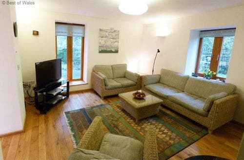 Last Minute Cottages - Adorable Llandovery Lodge S87770