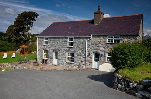 Last Minute Cottages - Superb Porthmadog Cottage S87785