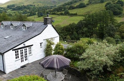 Last Minute Cottages - Quaint Dolgellau Cottage S87788