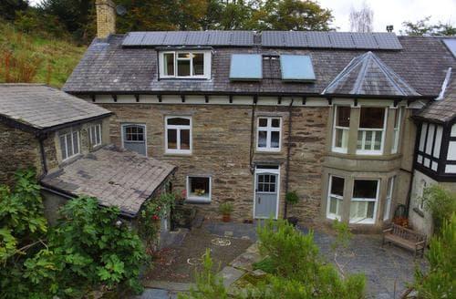Big Cottages - Tasteful Machynlleth Cottage S87795