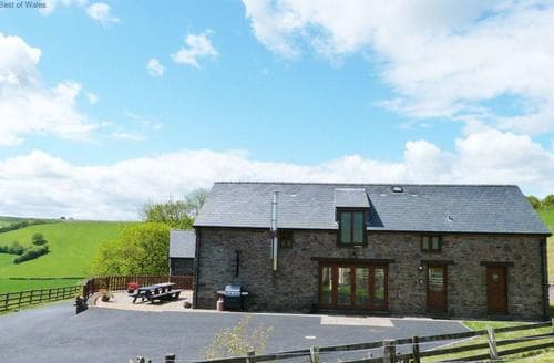 Big Cottages - Superb Brecon Cottage S87798