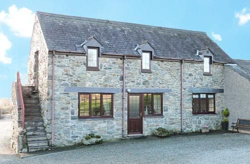 Big Cottages - Cosy Llanfair Pg Cottage S87800