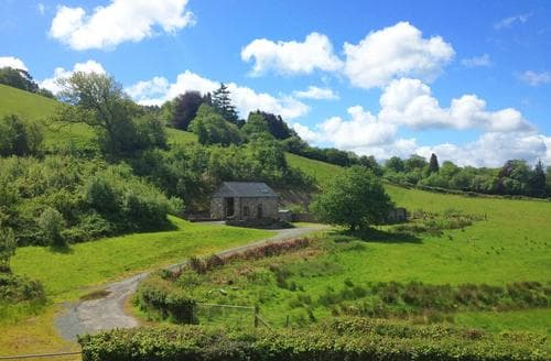 Last Minute Cottages - Delightful Machynlleth Cottage S87805