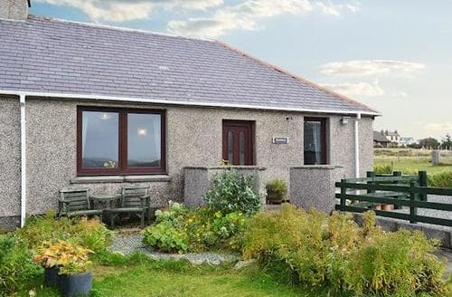 Last Minute Cottages - Lovely All Outer Hebrides Cottage S87831