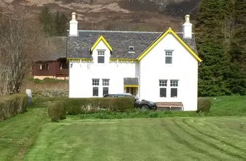 Big Cottages - Excellent Kilchoan Cottage S88079