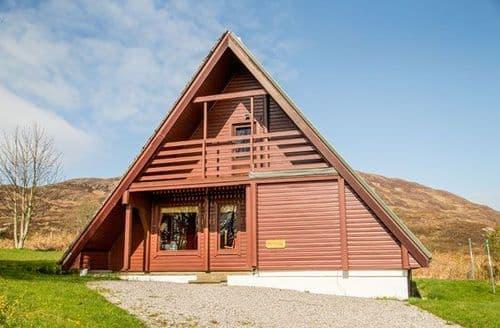 Last Minute Cottages - Ian's Lodge
