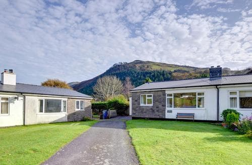 Last Minute Cottages - Hafod Wen