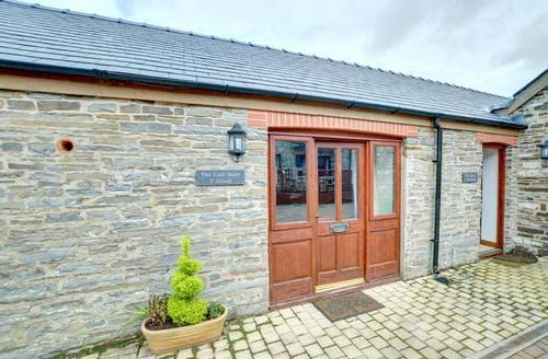 Last Minute Cottages - The Calf Suite