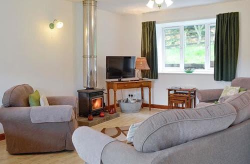 Big Cottages - Beautiful Castle Douglas Cottage S88248