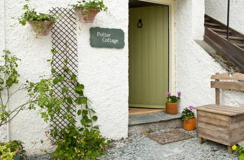 Last Minute Cottages - Potter Cottage