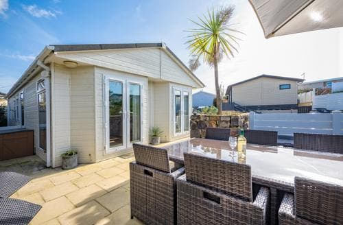 Big Cottages - Adorable Abersoch Lodge S88348