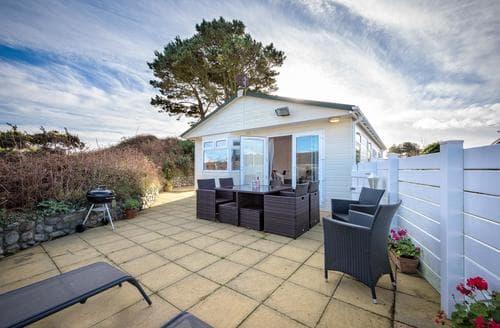 Big Cottages - Quaint Abersoch Lodge S88688