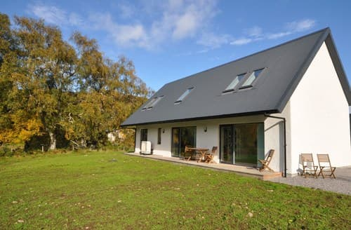 Big Cottages - Wonderful Ardgay House S88713
