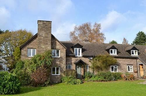 Last Minute Cottages - Exquisite Hay On Wye Cottage S88725
