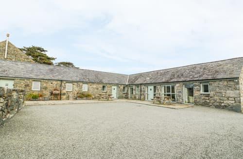 Last Minute Cottages - Cosy Tal Y Bont Cottage S88957