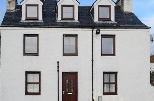 Big Cottages - Gorgeous Ullapool Cottage S89084