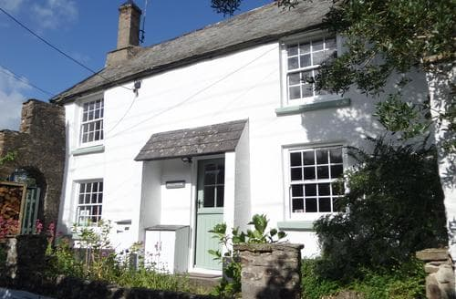 Last Minute Cottages - Cosy Instow Cottage S89526