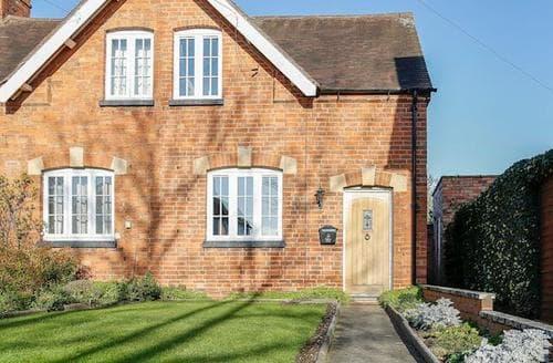 Last Minute Cottages - Quaint Stratford Upon Avon Cottage S89540