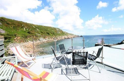 Last Minute Cottages - Quaint West Cornwall Apartment S89563