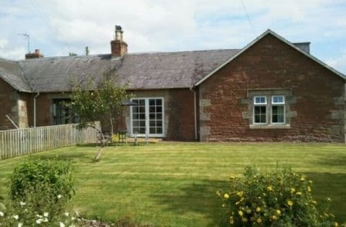 Last Minute Cottages - Luxury Jedburgh Cottage S89592