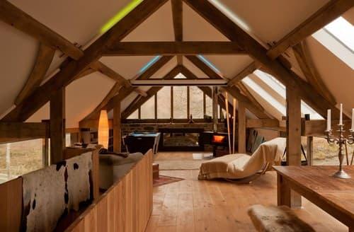 Big Cottages - Superb Builth Wells Barn S89623