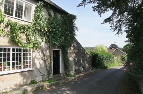 Last Minute Cottages - Quaint Sherborne Cottage S19866